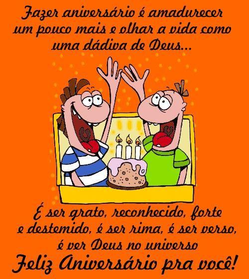 Fazer aniversário é amadurecer um pouco mais  #felicidades #feliz_aniversario #parabens