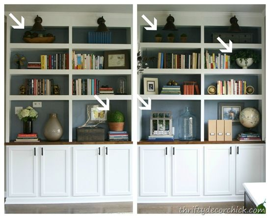 Great Tips On How To Accessorize Bookcases These Are In