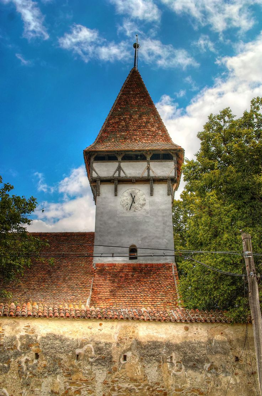 https://flic.kr/p/uvmxqM | Biserica fortificata Cincsor