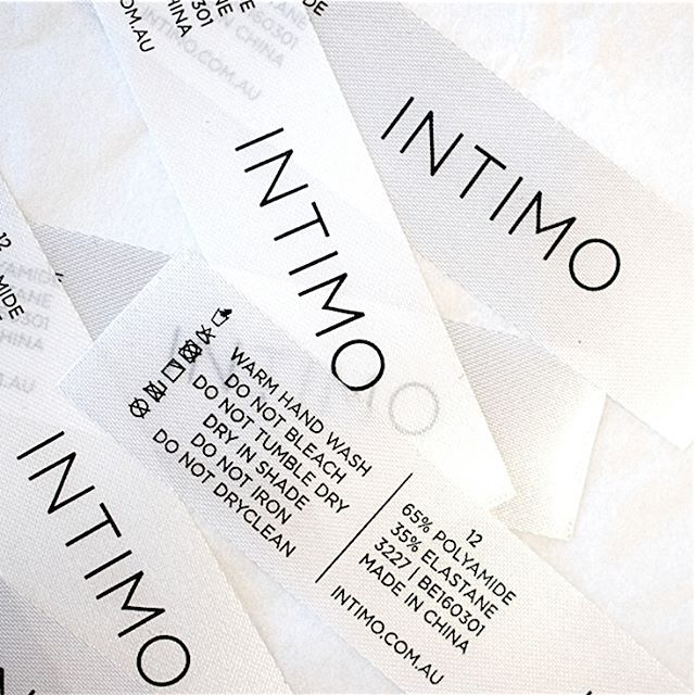 Intimo products are tested and re-tested under varying washing conditions. Following the care instructions on the label is so important! Caring for them the right way will ensure they last longer... #loveintimo #getfitted