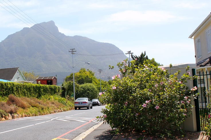 Claremont in the Southern Suburbs of Cape Town