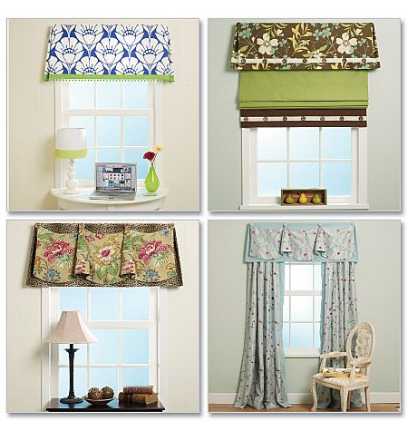 10 Images About Valance Patterns On Pinterest Sewing Patterns, Window Treatments And Arts photo - 4