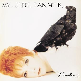 Mylene Farmer Pochette album L' autre...