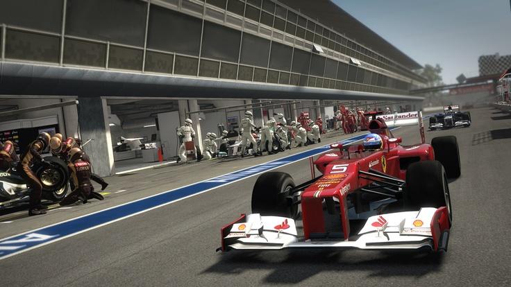 F1 2012 - Monza