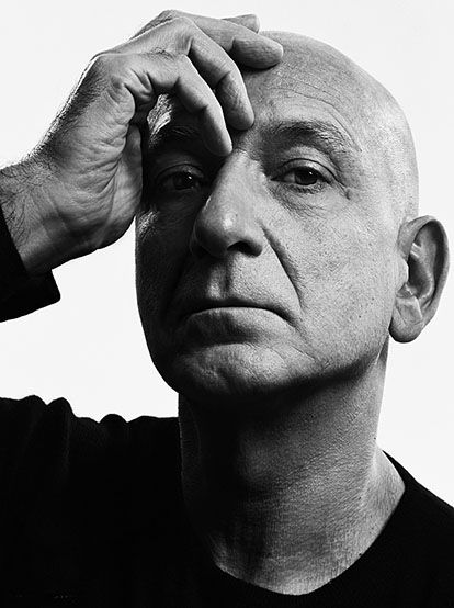 Ben Kingsley (1943) - English actor. photographed by Guzman.