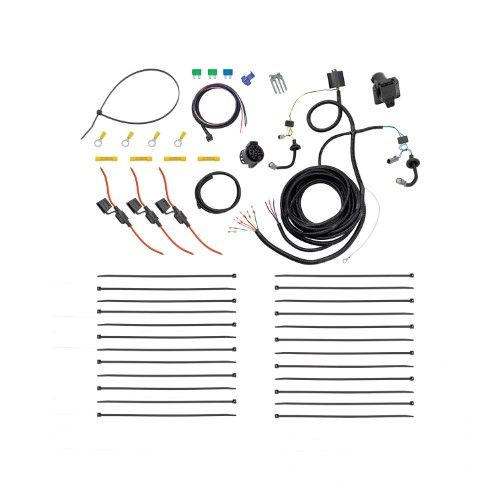 Tekonsha 22116 Tow Harness Wiring Package Fits 15-16