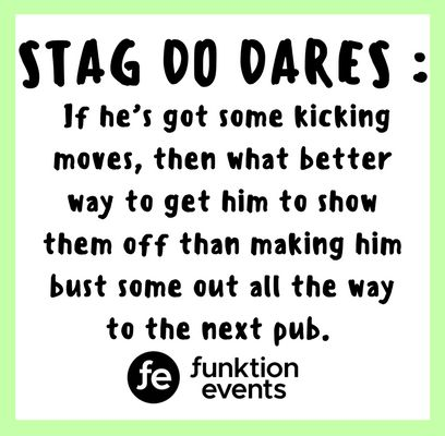 Take a look at this hilarious stag do prank, sure to get you lads laughing! #stagdo  #dares