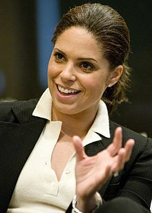 Soledad O'Brien - Broadcast journalist and anchor of CNN's Starting Point