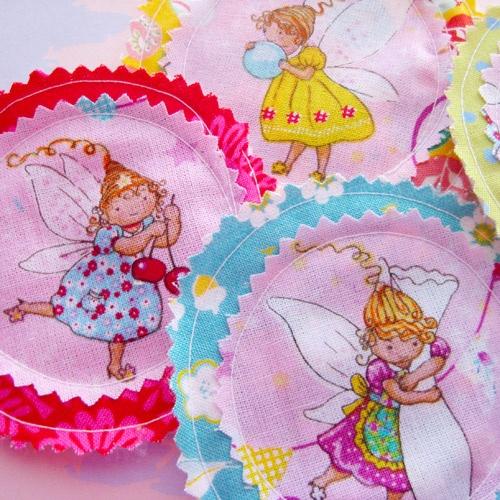 beautiful fabric crafts idea