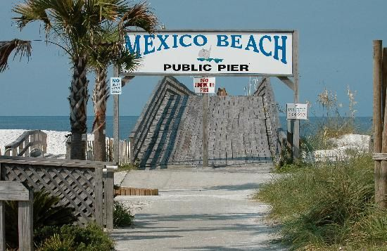 Mexico Beach Fl.