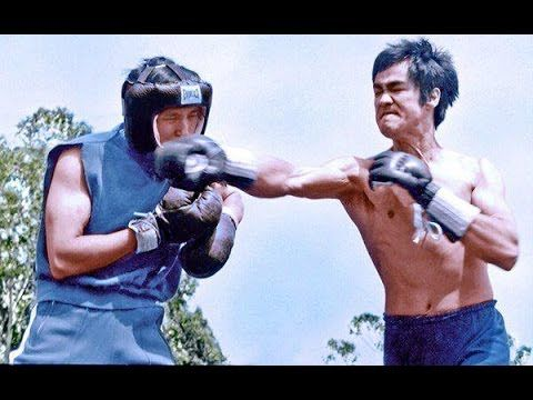 Bruce Lee Attacks in Boxing