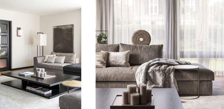 interieurontwerp choc studio - residentiële opdracht in de regio Haarlem - realisatie moderne villa #woonkamer #eetkamer #slaapkamer #Italiaanse_meubelen #luxe_interieur #modern_interieur #layer_by_adje #meridiani #pure_choc