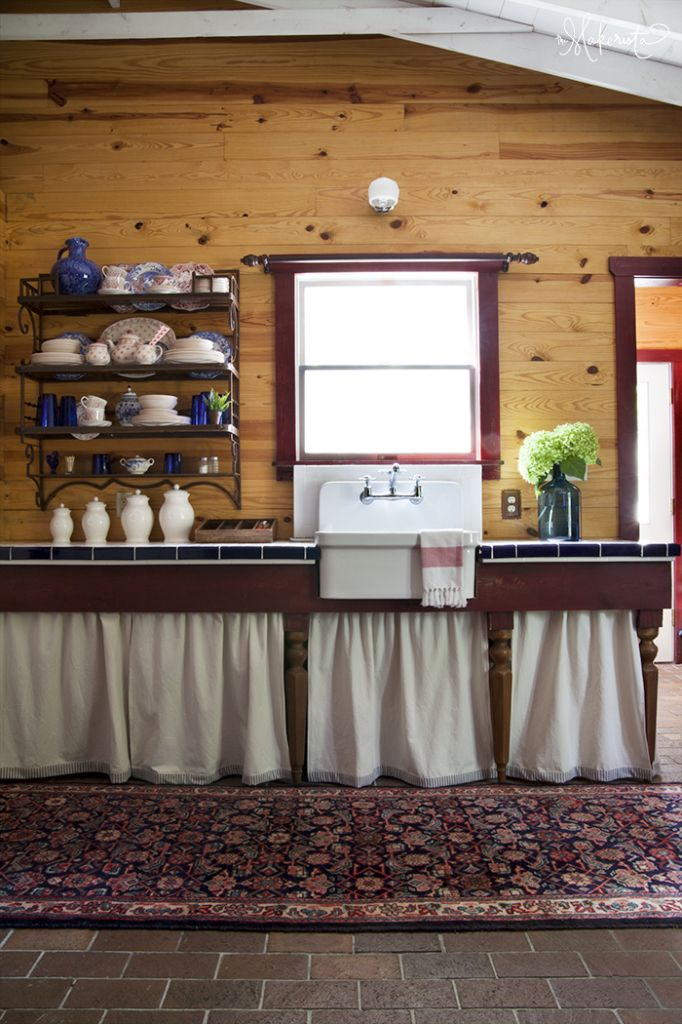 SG Style features: Gwen's Log Cabin Retreat