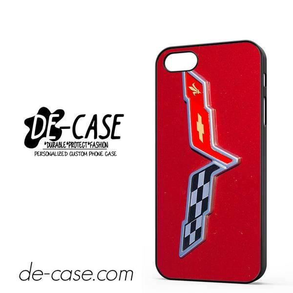 Corvette Flag DEAL-2829 Apple Phonecase Cover For Iphone 5 / Iphone 5S