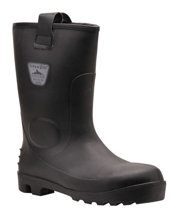 Portwest FW75 Neptune Rigger S5 - Rigger Boots - Mens Safety Boots & Shoes - Safety Footwear - Best Workwear