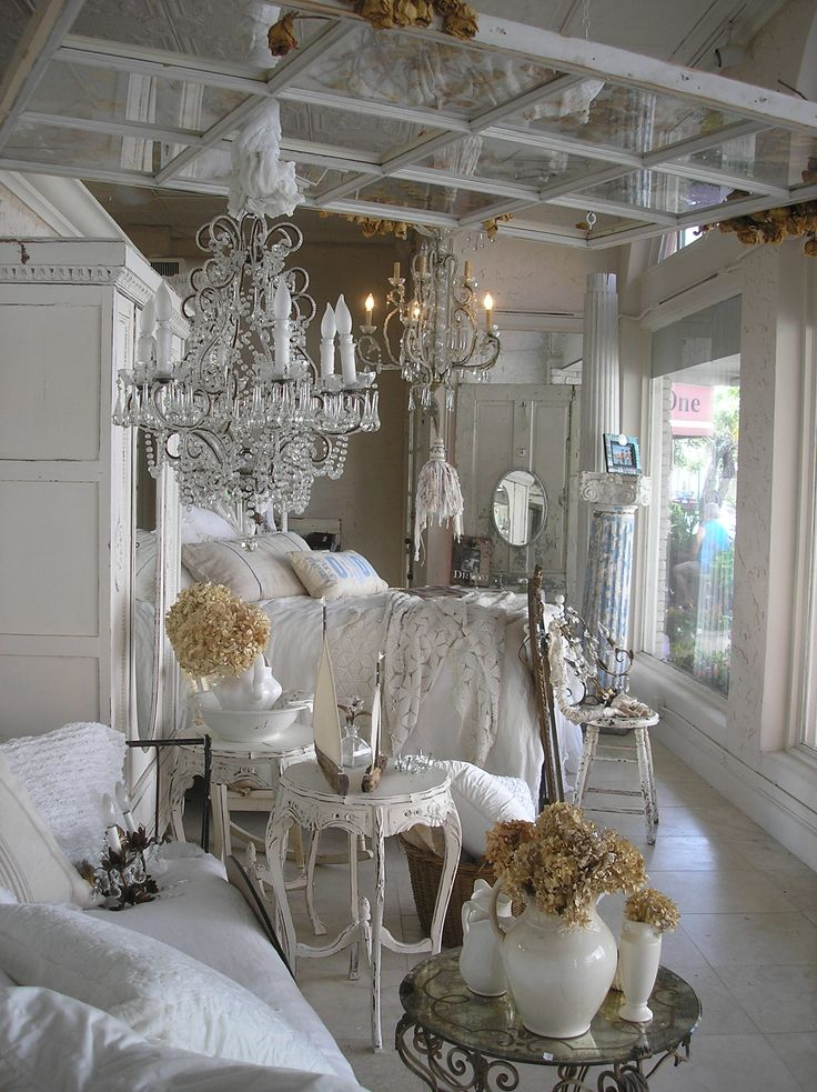 Chandeliers at Posh....
