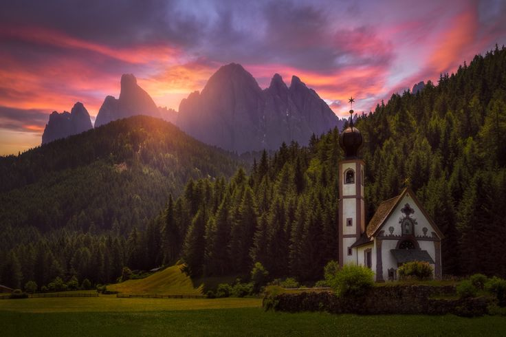 St Magdalena, Tyrol, Italy