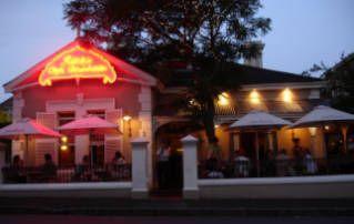 Rick's Cafe Americain - Ricks Cafe - Cape Town - Restaurant and Bar