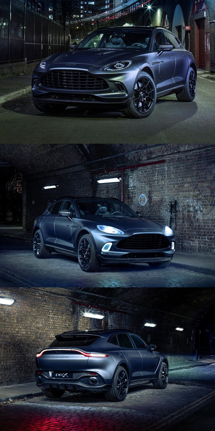 Q By Aston Martin Reveals Stunning Bespoke DBX. A range of