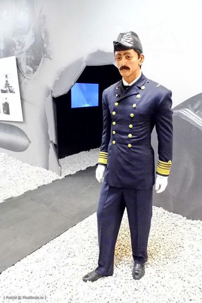 NAŠE MOŘE: Rakousko-uherské válečné námořnictvo // 4. 6. - 30. 11. 2014 // Národní technické muzeum, Kostelní 1320/42, Praha 7 - Holešovice