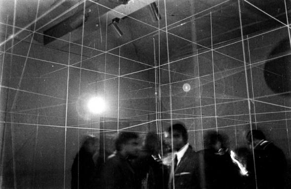 Gianni Colombo (Gruppo T) | Spazio Elastico | 1967