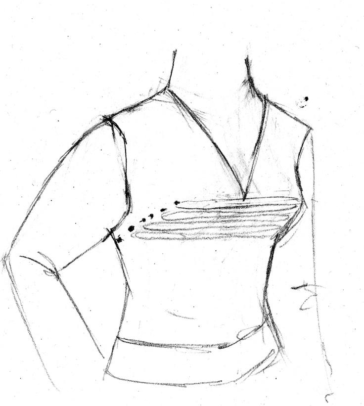 Ekeloa Knits: Maglia Avanzata: usare le short rows (ferri accorciati) per dare vestibilità al seno