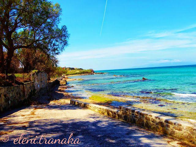 Ελένη Τράνακα: Ψαρού,Ζάκυνθος / Psarou, Zakynthos
