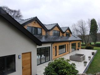 Brownlow Lane, Lancashire - Full House Refurbishment - Contemporary - Exterior - Other - by SDA Architecture Ltd