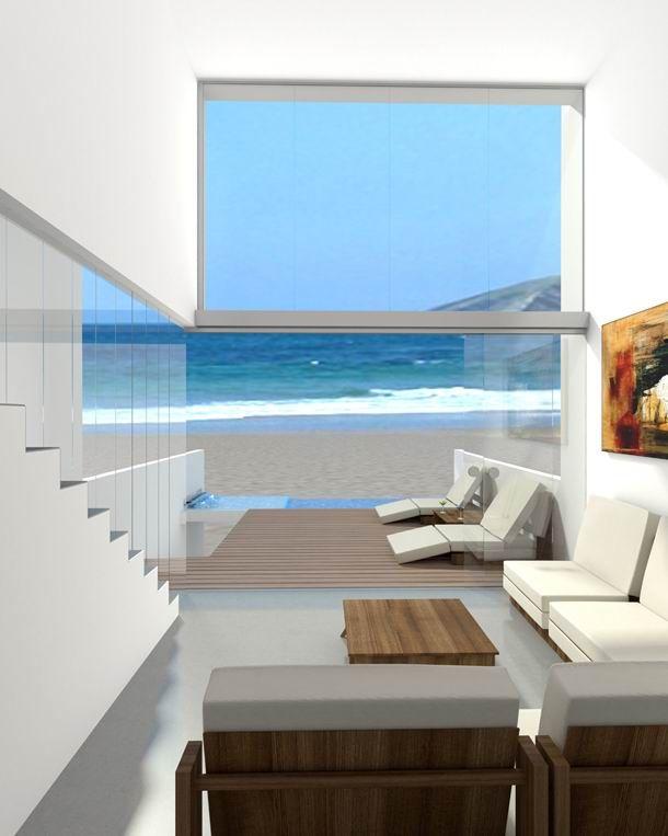 Casas de playa en asia peru arquitectura peruana for Zapateros de diseno minimalista