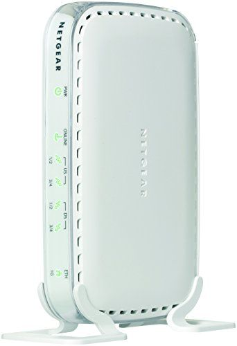 #greatdeal The #NETGEAR High Speed Cable Modem provides a connection to high-speed cable Internet. It provides up to 150 Mbps download and upload speed for strea...