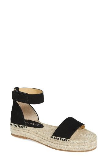 Free shipping and returns on Splendid Jensen Platform Espadrille Sandal (Women) at Nordstrom.com. Sleek, minimalist straps and the lack of visible hardware keep the look of this platform espadrille fresh and modern.