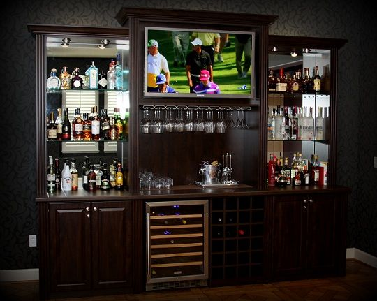17 Best Images About Bar Entertainment Center On Pinterest