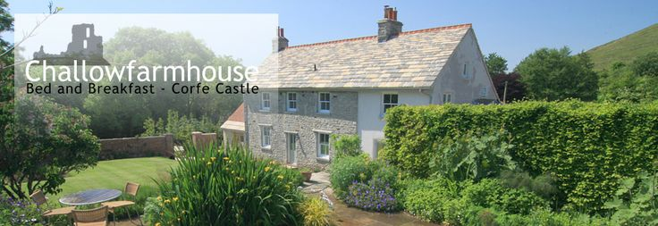 Challow Farmhouse, Bed and Breakfast, Corfe Castle