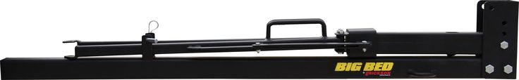 Collapsible Hitch Mount Truck Bed Extender | Princess Auto