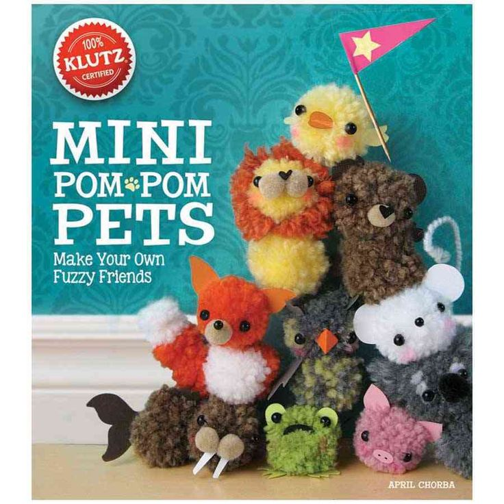 1000 ideas about pom pom animals on pinterest pom pom for Cute pom pom crafts