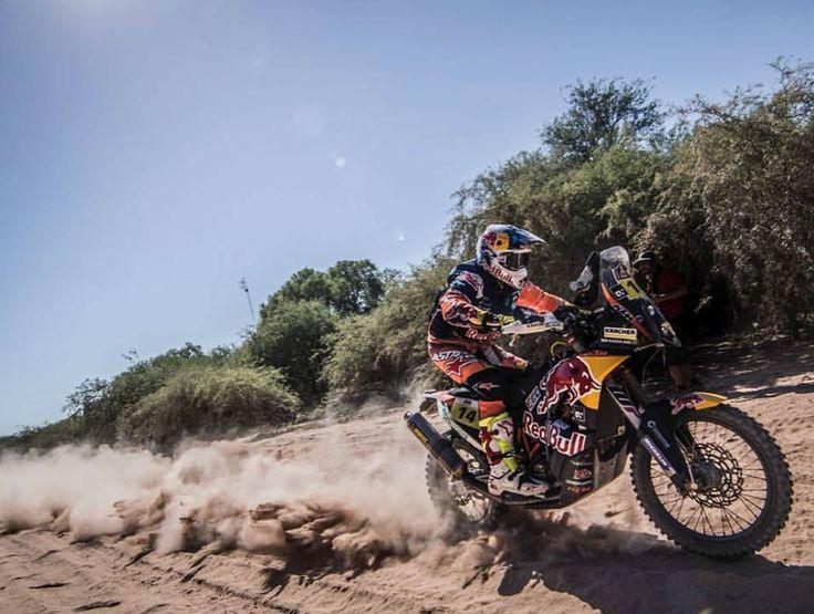 Dakar 2017: Sam Sunderland vence a 5 etapa da prova