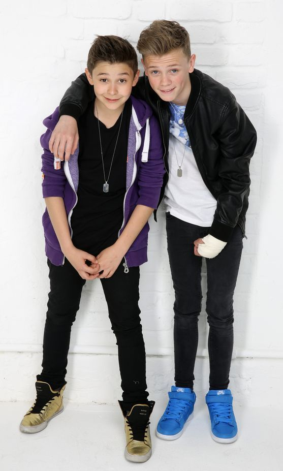 Love these boys!!!!! Amazing voices and they have made a huge stand for bullying. GO BARS AND MELODY soooooooooooooooooooooooo cute