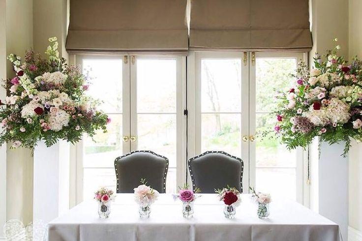 Wedding Ceremony at Maison Talbooth, Dedham