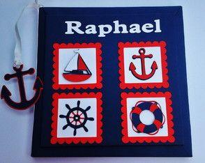 Livro Do Bebê marinheiro