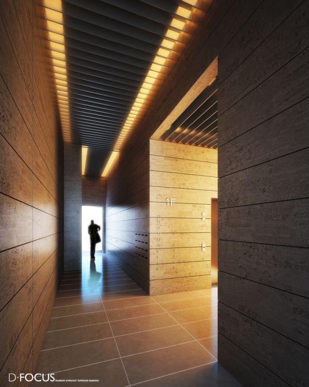 Elevator Interior View Renders Pinterest Interiors Lobbies And Corridor