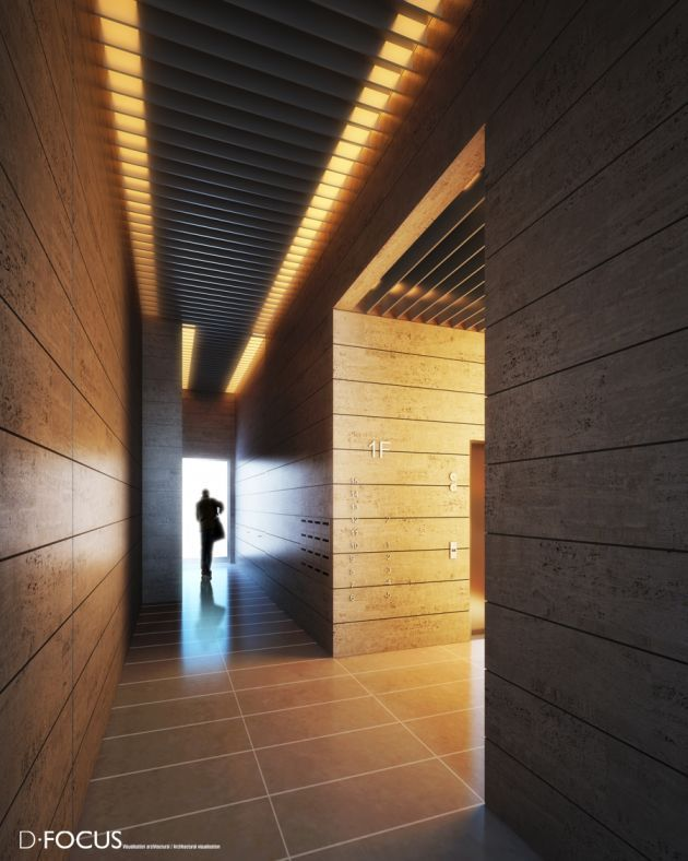 Elevator Interior View Renders Pinterest Interiors
