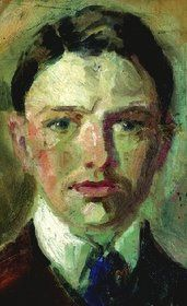 August Macke - Self-portrait, 1887 - 1914