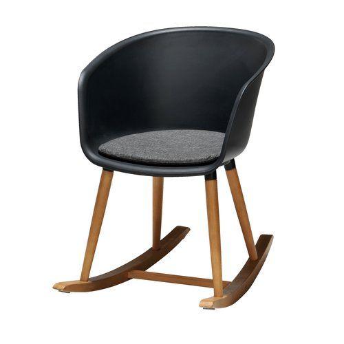 Крісло-качалка VARMING пластик/хардвуд | JYSK