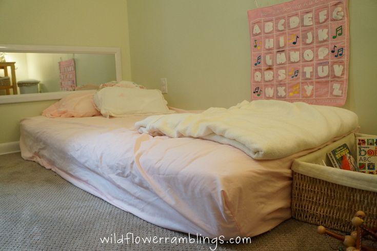 Our Montessori Baby Room {& Peter Rabbit Nursery}   Wildflower Ramblings