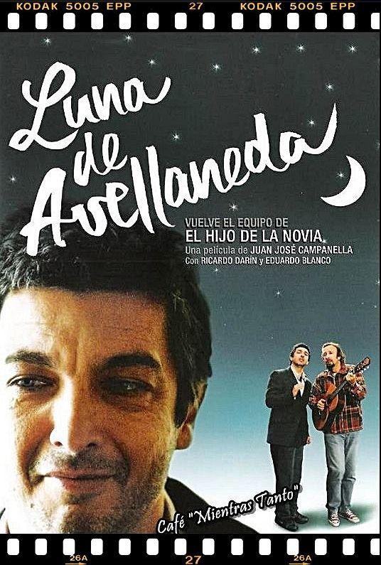 "Cine Sala ""Charles Chaplin"" - Luna de Avellaneda (2004) - Ingresa a la sala pulsando el Link: http://cine-sala-a01-jcp.blogspot.com/2012/12/luna-de-avellaneda-juan-jose-campanella.html"