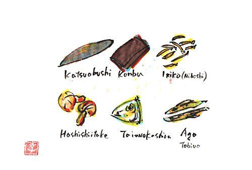 年始という事もあり、出汁について考えたいと思います。 鰹節、昆布、いりこ(煮干)、アゴ(飛魚)、鯛の頭、鰤のアラ、干し椎茸、 干し海老、鶏ガラ、干し貝柱、オックステイル、豚骨……。 まだまだあると思うのですが、ざっと頭に浮かぶのはこのくらいでしょうか。 これは、ラーメンのスープの具材に近いモノではないですか。 最近の流行りは 魚介系、動物系のダブルスープとか、野菜の出汁も必要ですね。 玉葱、人参、セロリ、ネギ、ニンニク、ショウガ、みんな良い出汁が出ます。 蕎麦での返しにあたる、醤油ダレも必要です。 醤油も溜まり醤油、しょっつる、出汁醤油、白醤油、 関東風の濃口醤油、関西風の薄口醤油といろいろとありますね。 ©Takayoshi Tsuchiya ラーメン文化は日本独特のもので、世界に誇れるものではないでしょうか。 これだけの食文化のある国は、世界中見ても あまりないのではと思います。 世界で一番ミシュランの星の多い国、それだけはでなく、 各地方それぞれにより醤油や味噌や出汁が違う文化、 一番わかりやすい例がお雑煮です。 関東風(江戸風)は鰹出汁に醤油のすまし汁風、…