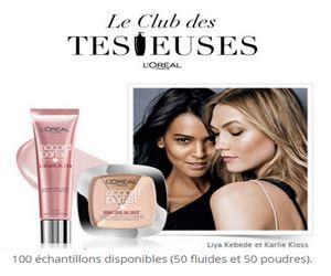 Testez gratuitement les Enlumineurs Highlight Accord Parfait de L'Oréal Paris