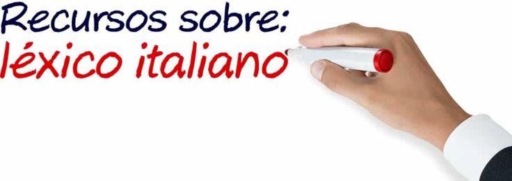 Léxico italiano