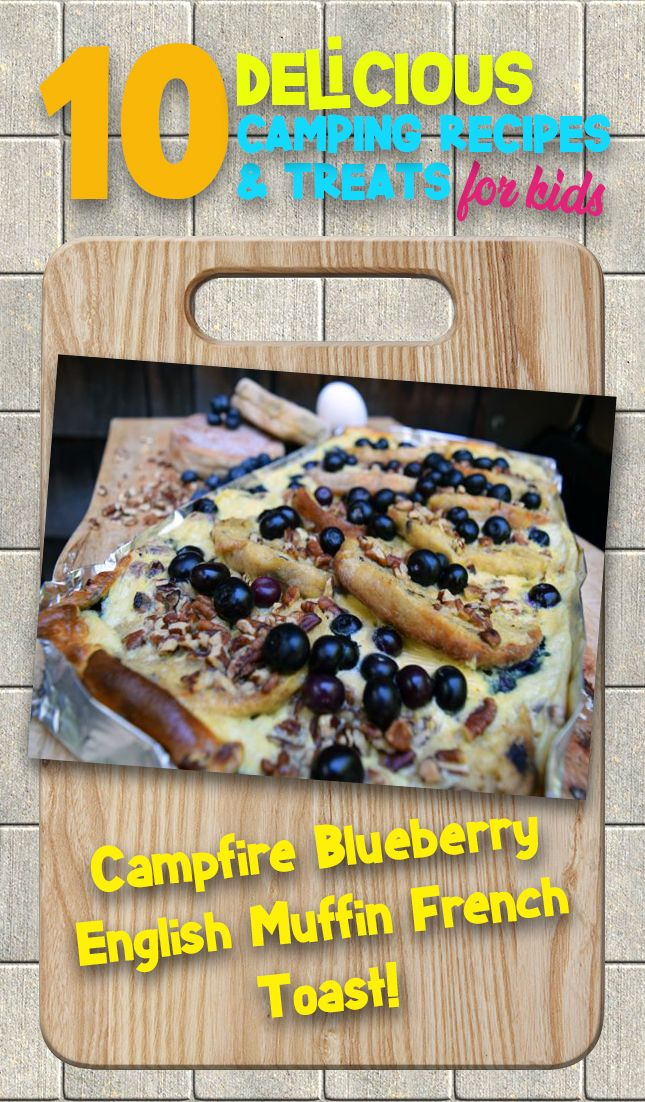 Ingredients 1 package cinnamon raisin English muffins 6 eggs 1 cup half and half  1/2 tbsp vanilla extract 1/2 cup chopped pecans 2 cups fresh blueberries ...