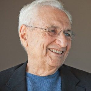 """""""98% of what gets built today is shit""""  says Frank Gehry"""